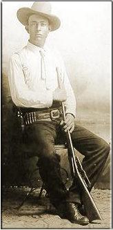 """""""Frank"""" Hamer, Texas Ranger"""