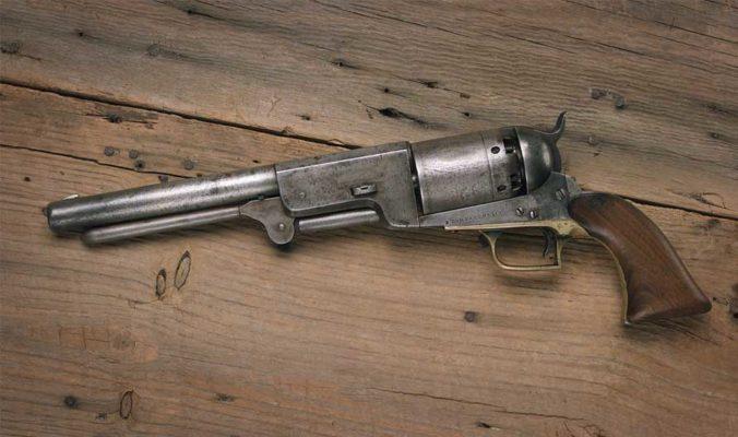 Firearm-Walker-Colt