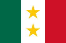 Flag of Tejas y Coahuila