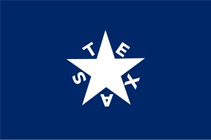 The Texas Flag of 1835
