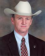 James Scoggins - Former Texas Ranger