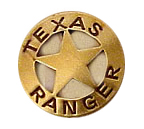Jr Texas Ranger Badge