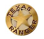 Jr Texas Ranger Badge