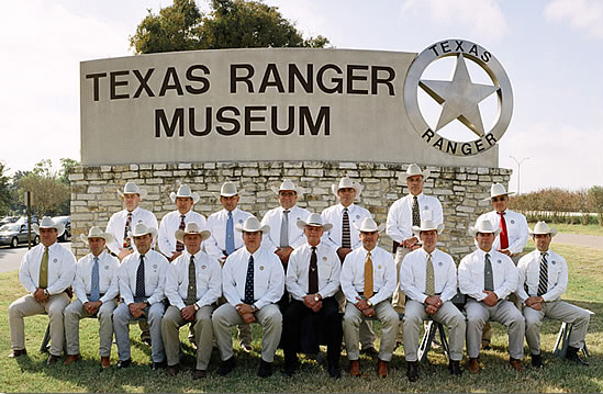 Hispanic and American Indian Texas Rangers