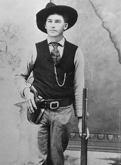 Texas Ranger Oliver Perry
