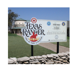 Visit & About Us - Texas Ranger Hall of Fame and Museum