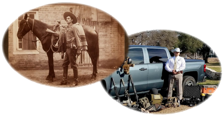 19th Century Photo & Lt. Patrick Pena