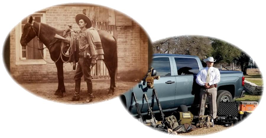 19th Century Photo & Lt. Patrick Pena