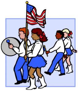 ICON-parade-free-clip-art