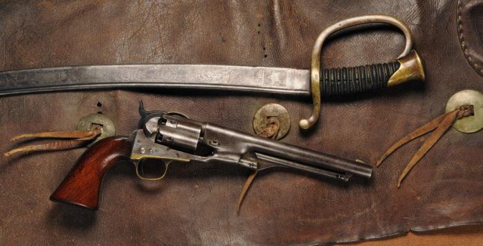 Firearms-1860Army