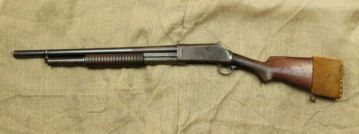 Firearms-1897winchester shotgun