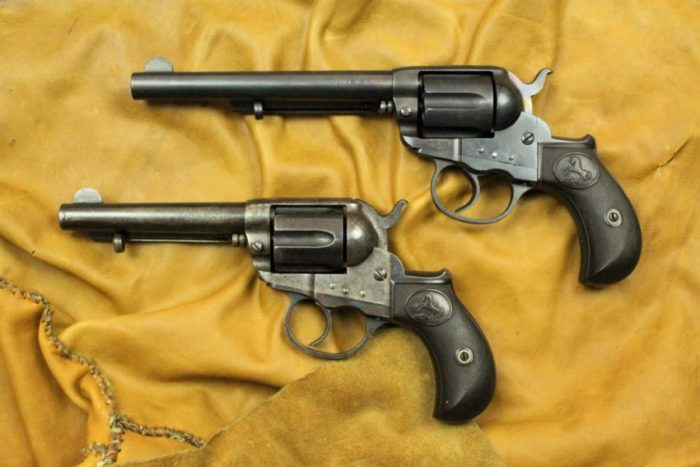Firearms-Colt Thunderer & Lightning