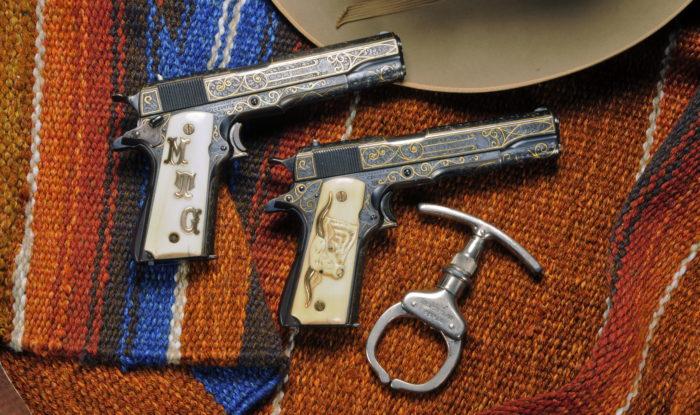 Firearms-MT Gonzaullas