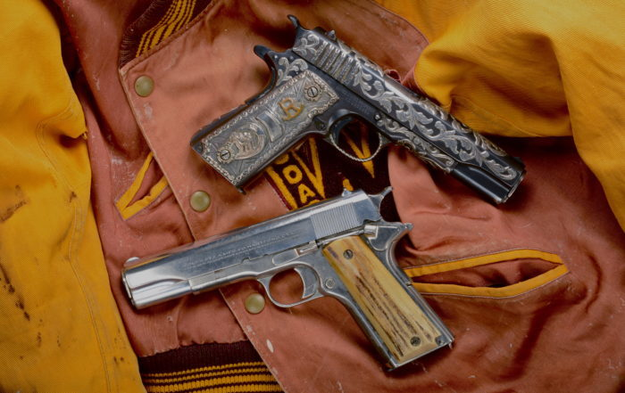 Firearms-Colt 1911 Jim Riddles