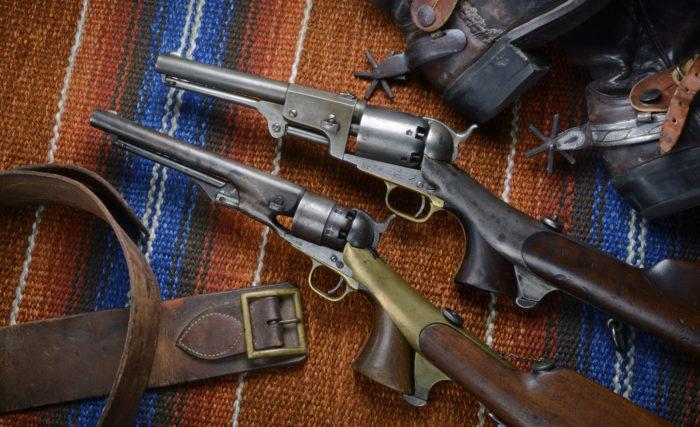 Firearms-Colt shoulder stocks