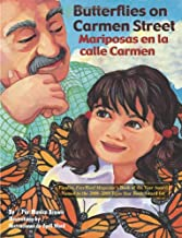 cover art of girl with grandpa and monarch butterflies