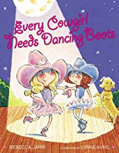 Cover art with blonde girl in pink cowboy outfit with friend in blue outfit